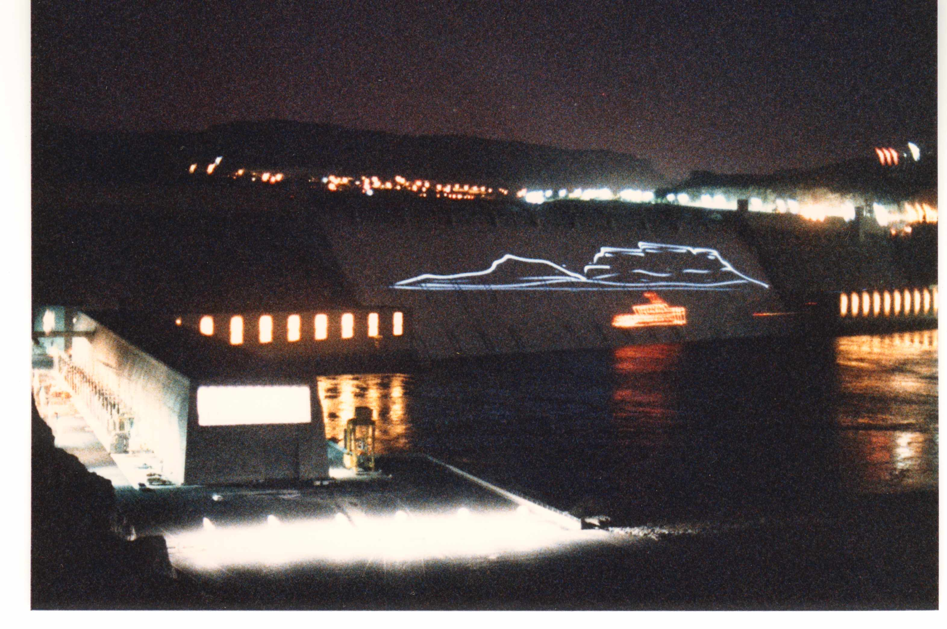Image Result For Coulee Dam Light Show